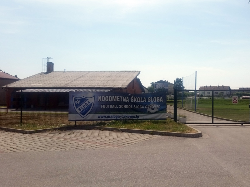 """Nogometna škola """"Sloga"""" Čakovec"""