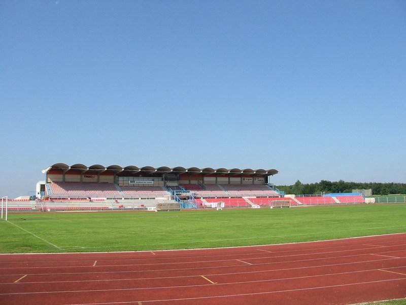 Stadion SRC Mladost