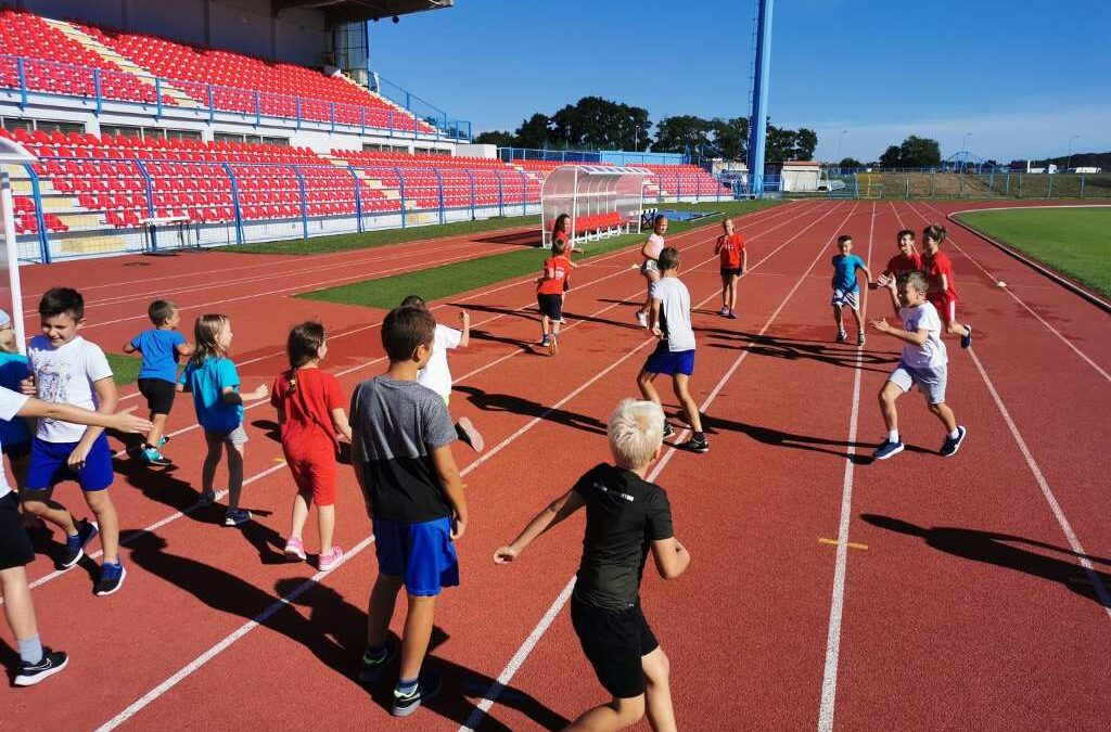 Sportski kampovi i dalje zanimljivi čakovečkim osnovnoškolcima